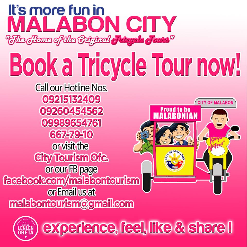 Malabon Tricycle Tour