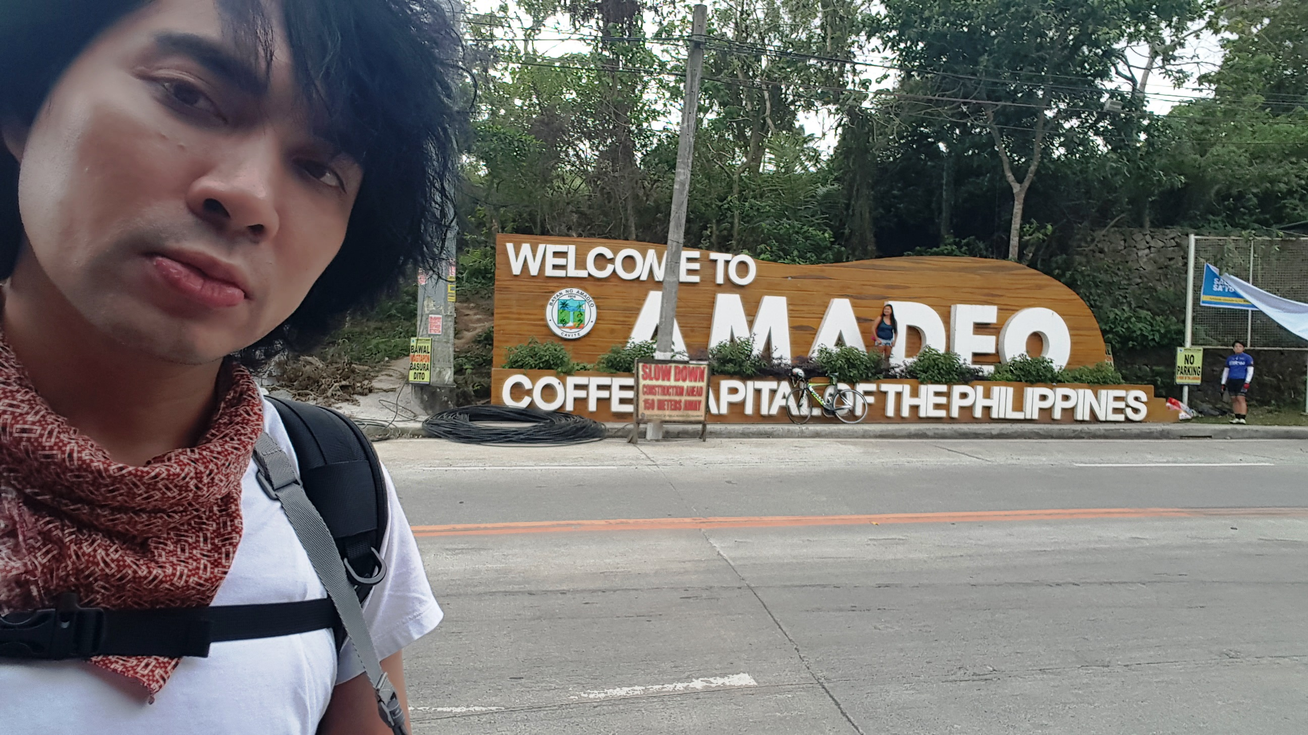 Amadeo, Cavite is the Coffee Capital of the Philippines.