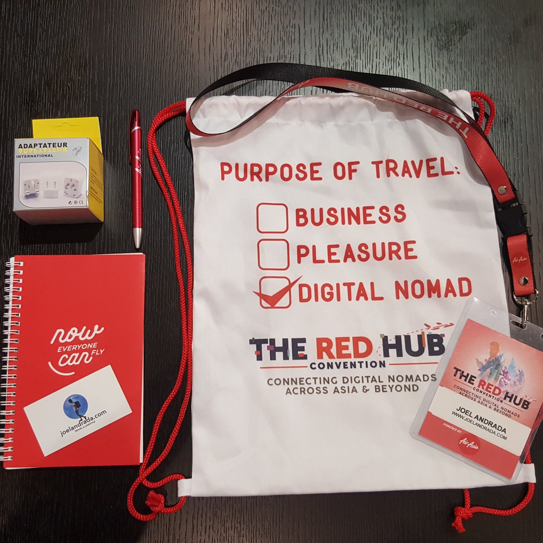 Air Asia Red Hub Convention Media Kit