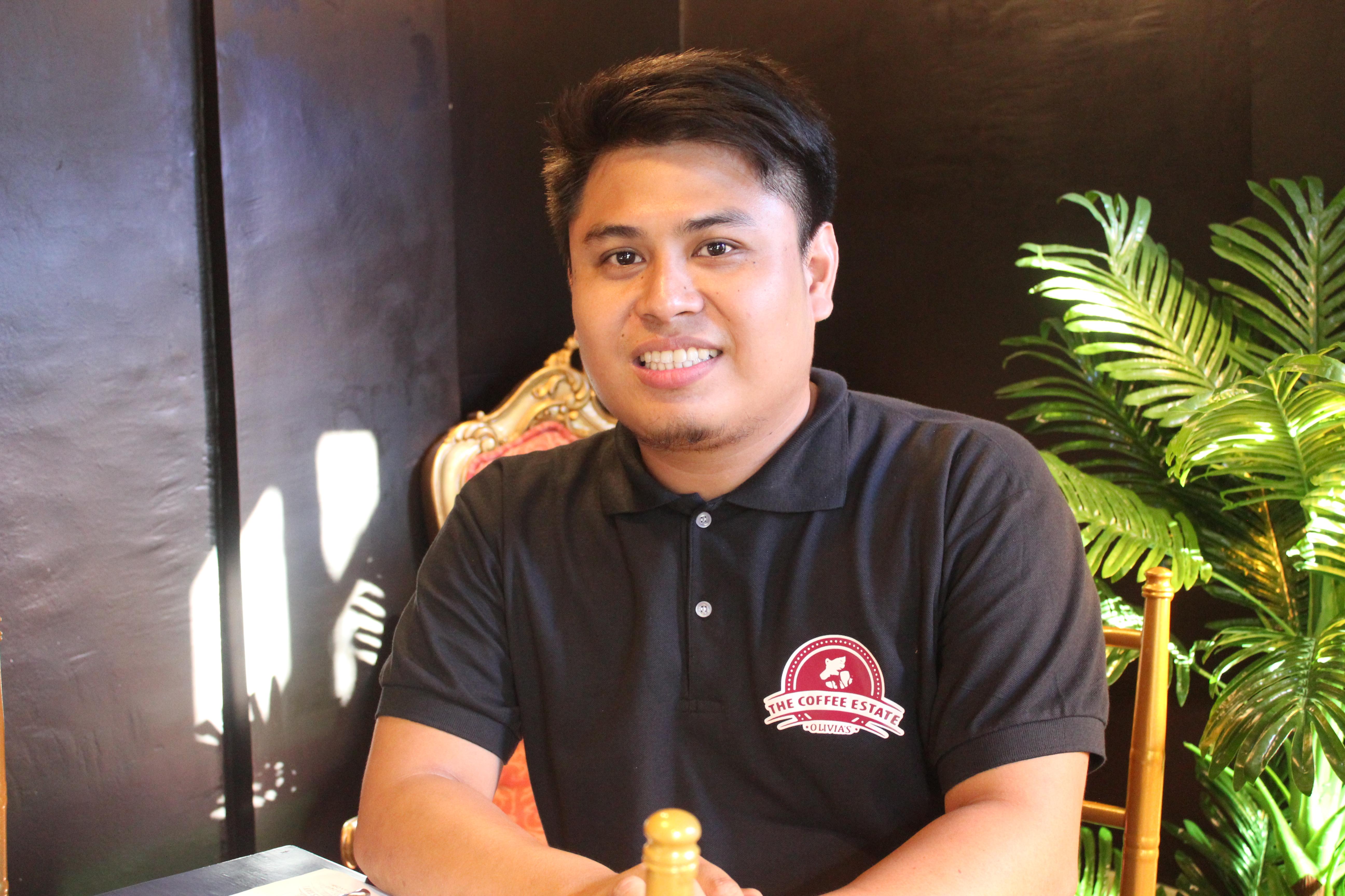 Celebrity Chef AJ Senido
