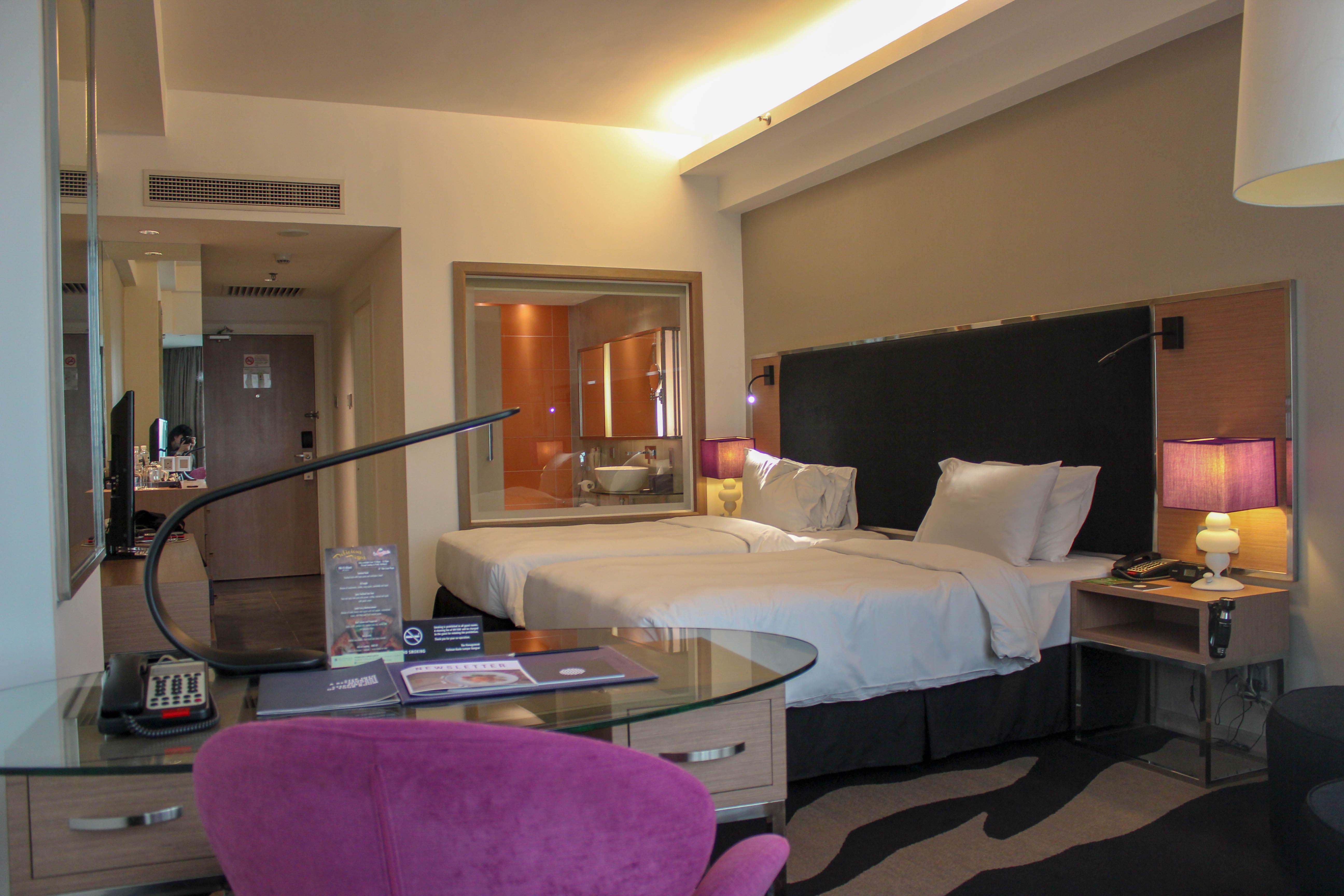 Deluxe Room, Pullman KL Bangsar Hotel