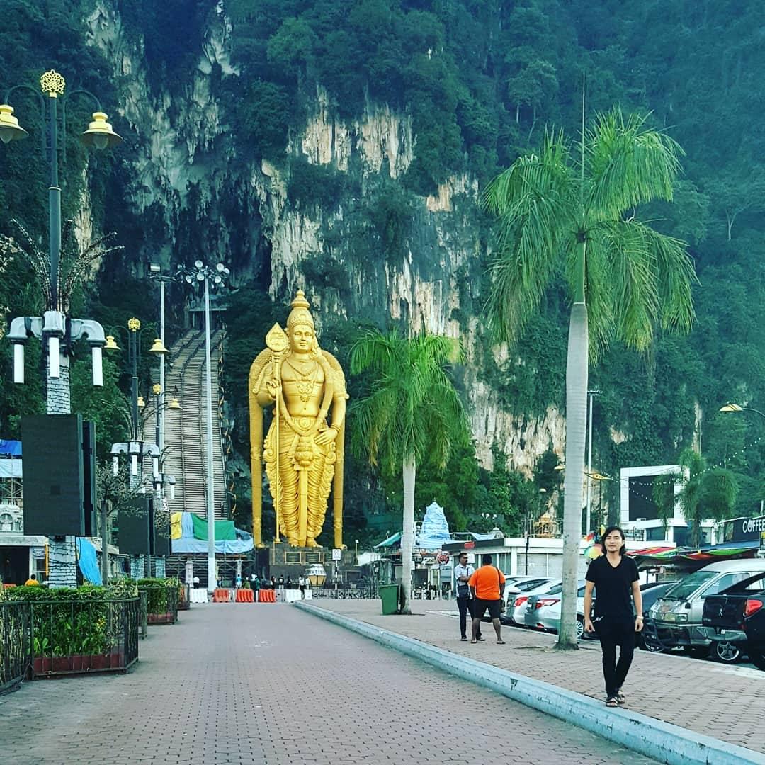 Batu Caves, Kuala Lumpur, Malaysia