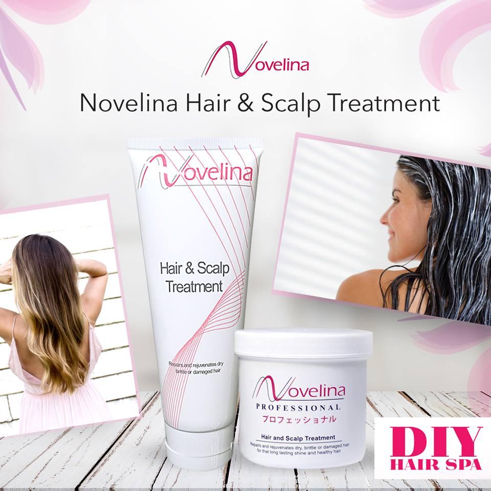 Novelina Hair and Scalp Treatment