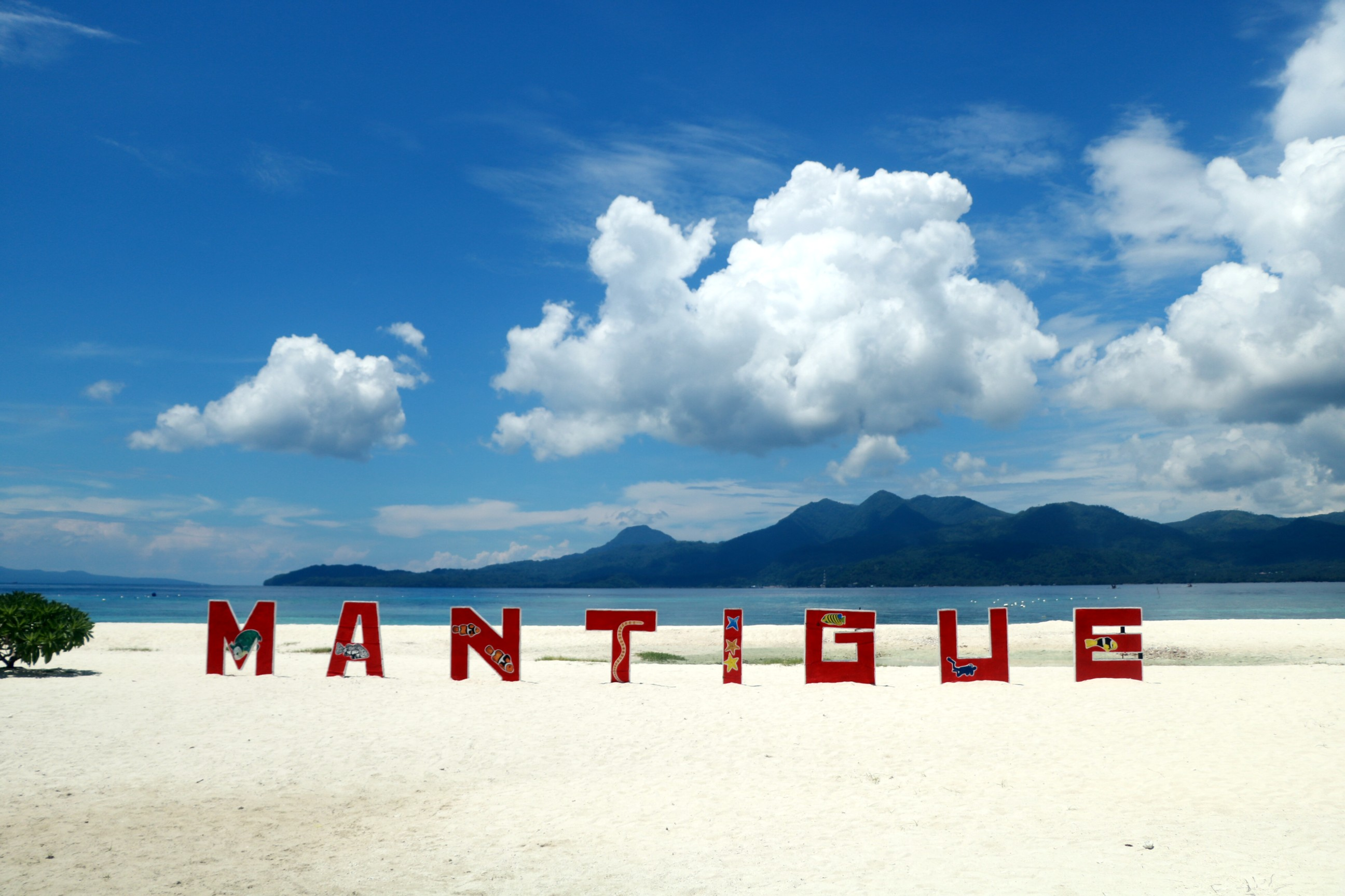mantigue island camiguin