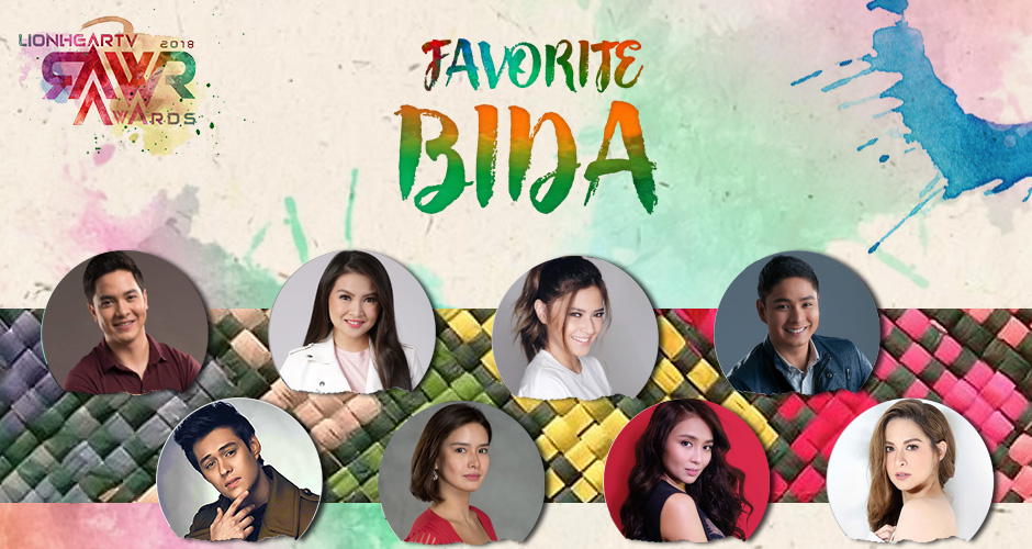 RAWR Awards Favorite Bida Award