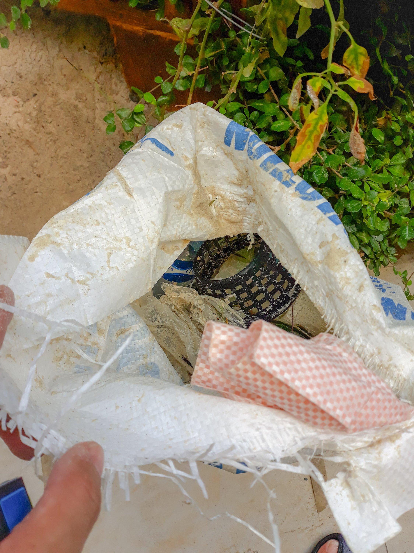 Boracay Plastic Garbage